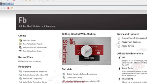 Adobe Flash Builder Premium License Key With Crack Free Download