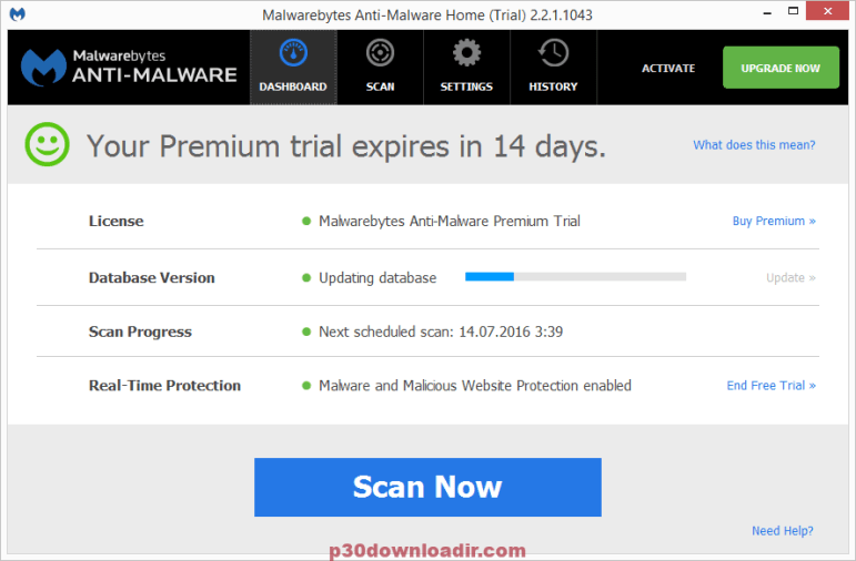 Malwarebytes Anti-Malware License Key With Crack Free Download