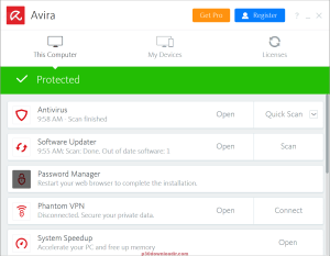 Avira Antivirus Pro 2020 Review Activation Key Free Download