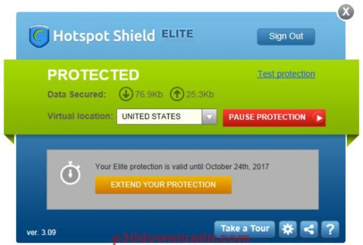 Hotspot Shield Elite 2020 Crack Free Elite VPN Download