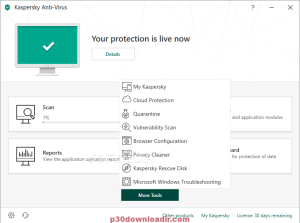 Kaspersky Antivirus 2020 Activation Key With Crack Free Download