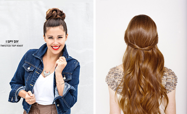 hair2 - 22 Quick & Easy Hairstyles for School