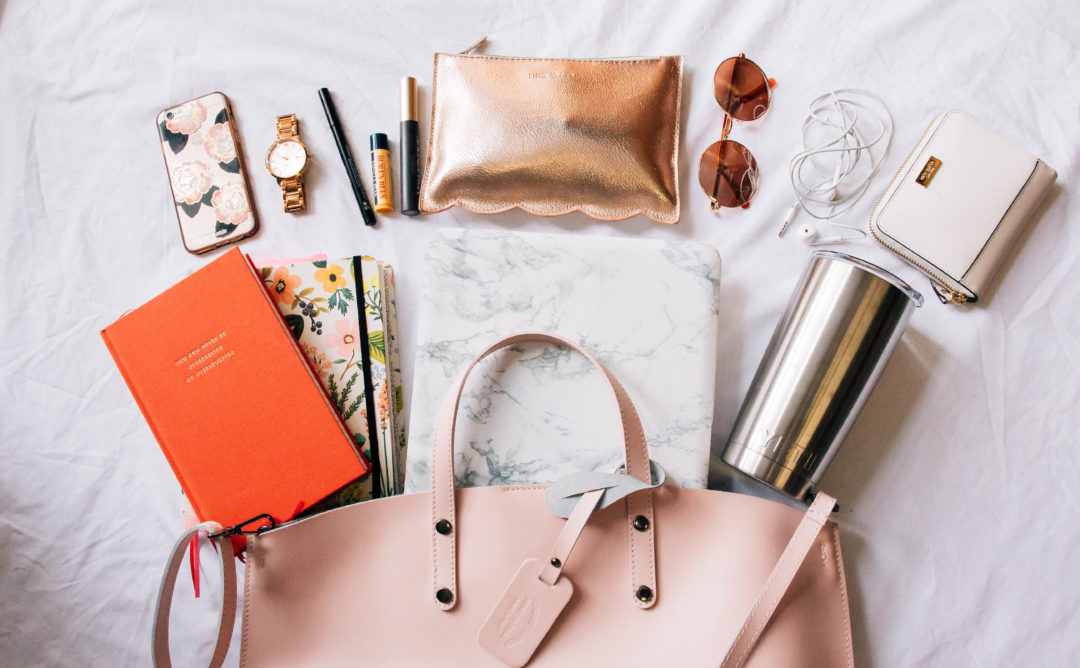 What's in My Bag? | What I Can't Leave Without