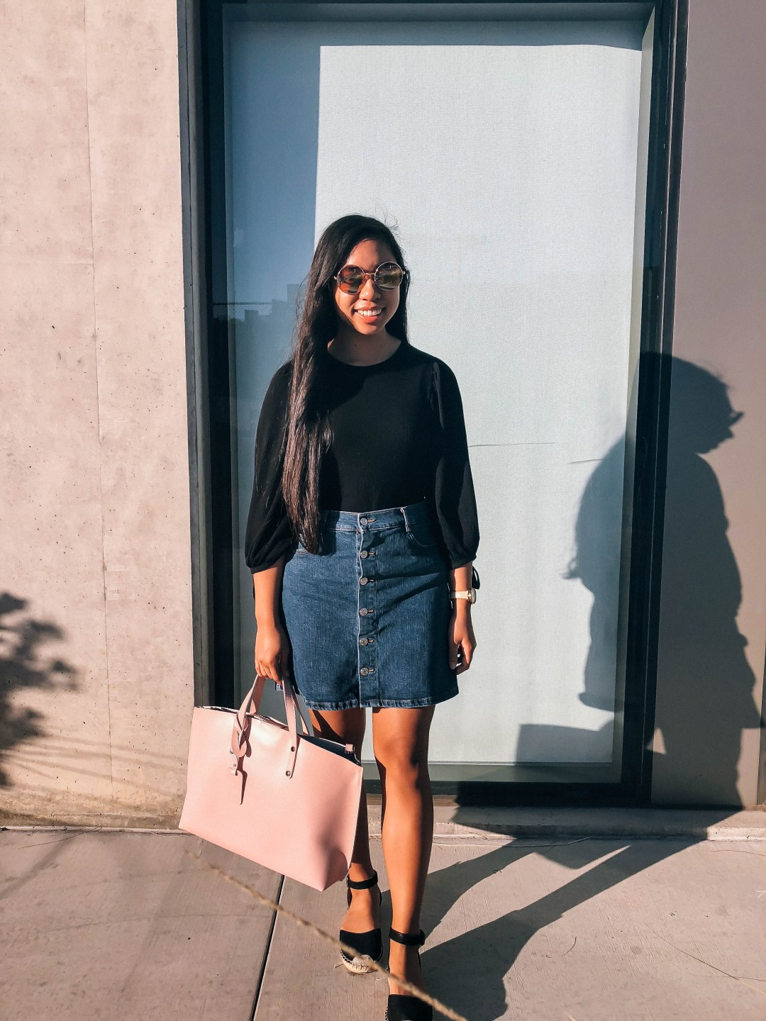 IMG 3437 - What I Wore This Week in College | Spring Outfits for School