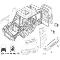 Range Rover P38A Body Parts / Trim|Parts & Accessories