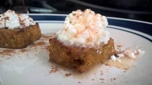 glueten free sweet potato french toast