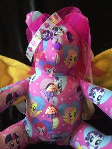 cupcake pony bear