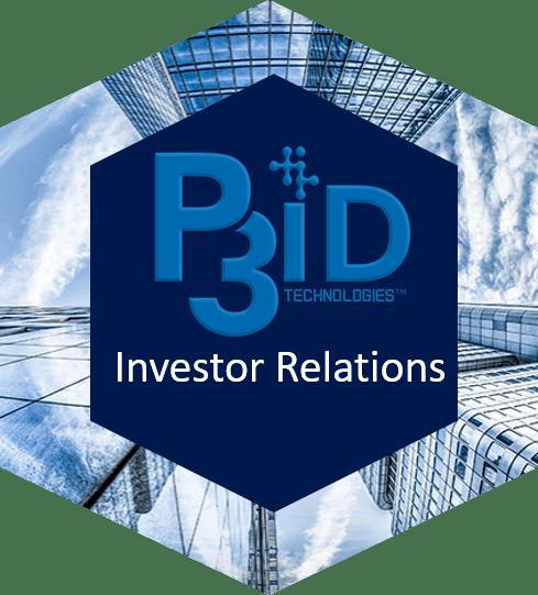 P3iD Investor Relations