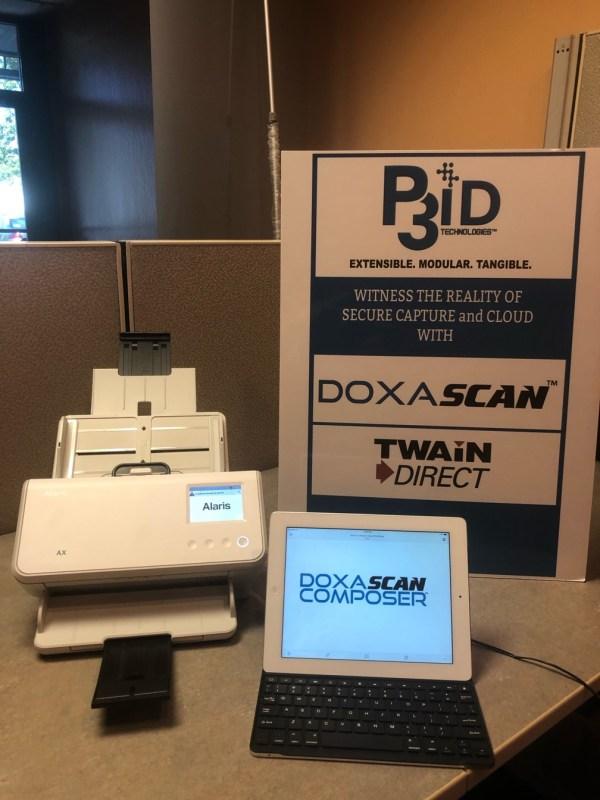 Kodak Alaris INfuse with DoxaScan Composer integration