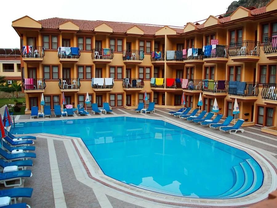 P3 Travel |   hotel8