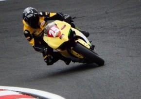 Jay Earl BSB Ducati TriOptions