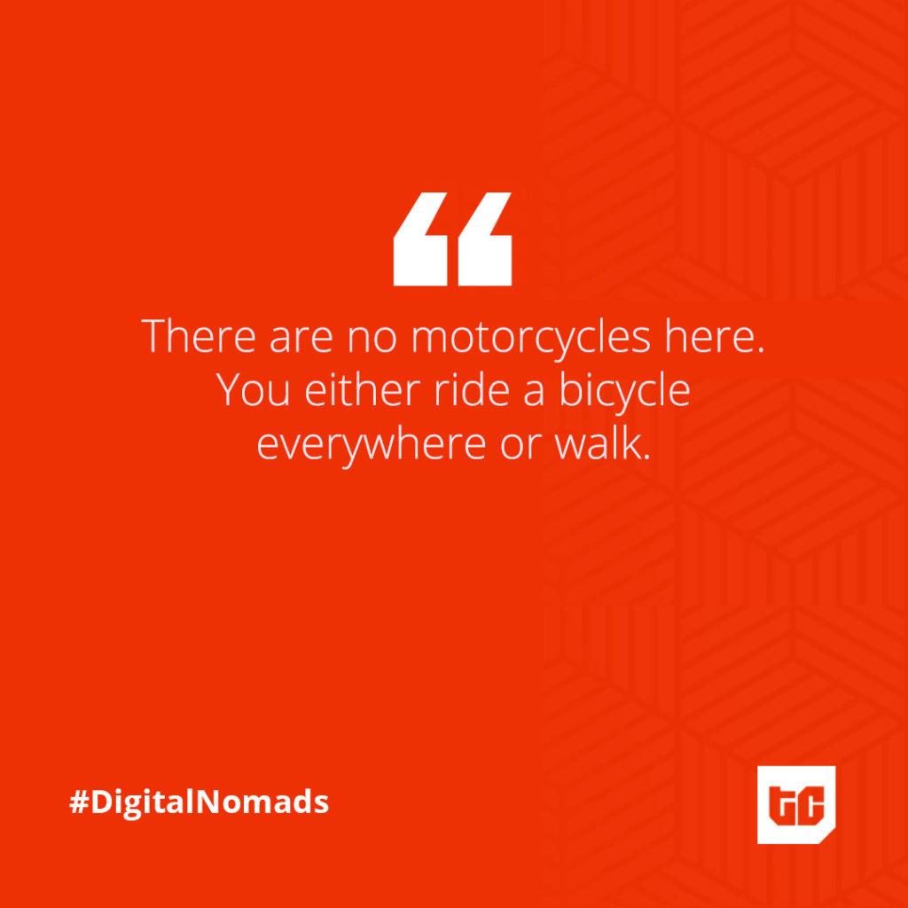 Digital Nomads: From Lagos to Amsterdam, the city where the environment comes first   TechCabal