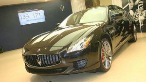 Maserati/瑪莎拉蒂汽車介紹-Maserati/瑪莎拉蒂價格-8891新車