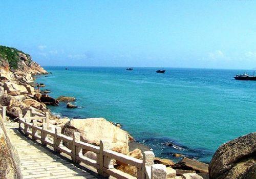 散落在海上的明珠 鮮為人知的廣東小島_旅游臺_央視網