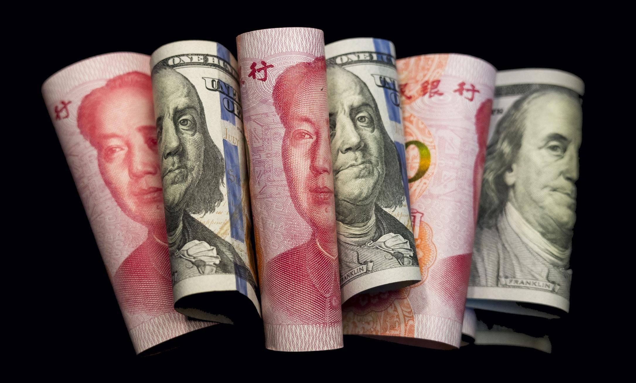 2020年,中國GDP能達到15萬億美元嗎?美國是哪一年達到的呢?_匯率
