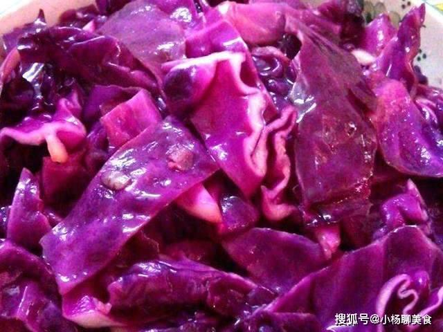 原創  紫甘藍怎樣做才最好吃?記住這幾個竅門,你也能做出色香味俱全的紫甘藍