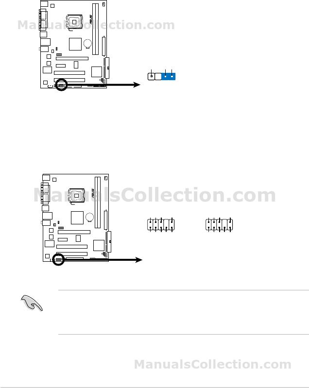 ASUS P5SD2-VM MANUAL PDF