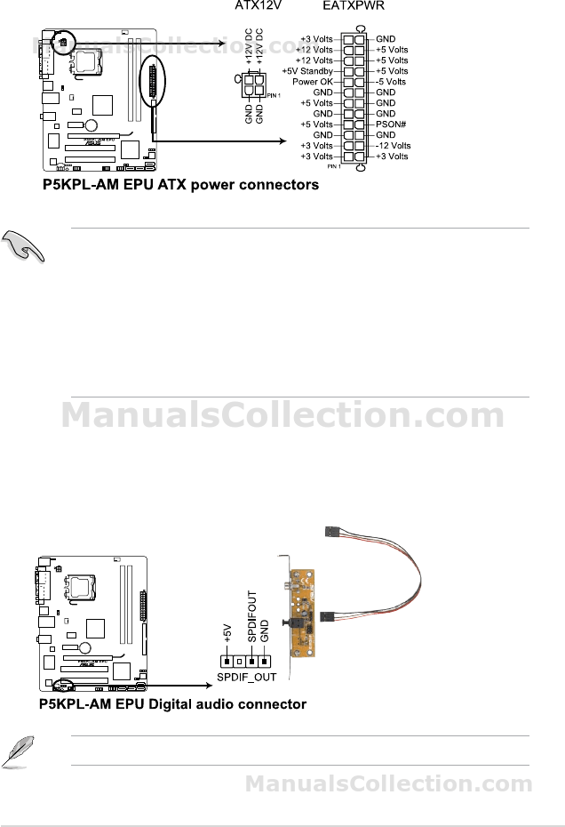 ASUS P5KPL-AM EPU MANUAL PDF