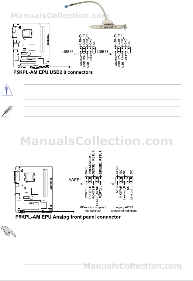 ASUS P5KPL AM EPU MANUAL PDF