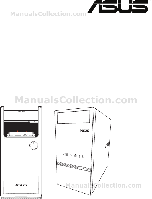 ASUS M32BF User's Manual (English)