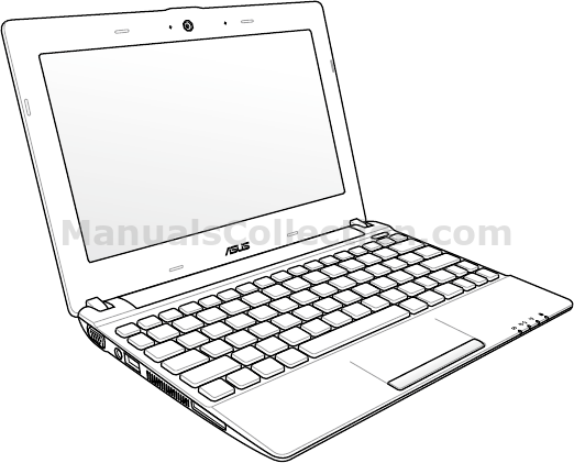 ASUS Eee PC X101CH Eee PC User's Manual (日本語)