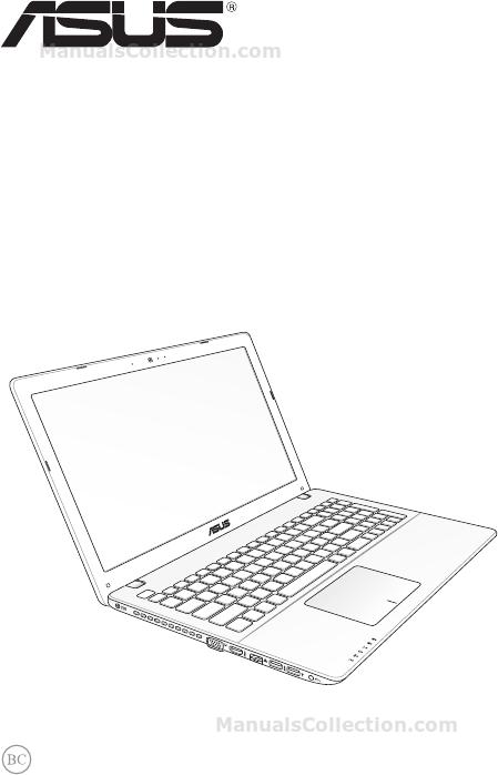 ASUS K550LD User's Manual (English)