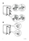 IKEA HUTTRA Installation Instruction (Français)
