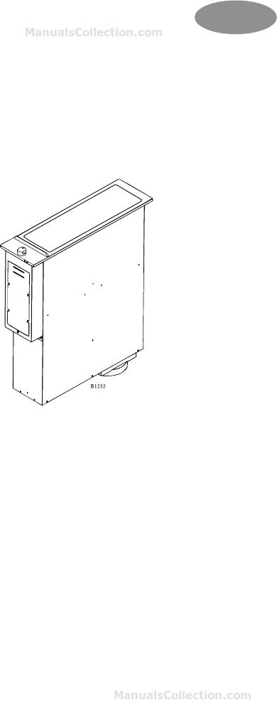 Aeg 115DD-M Manual (Nederlands)