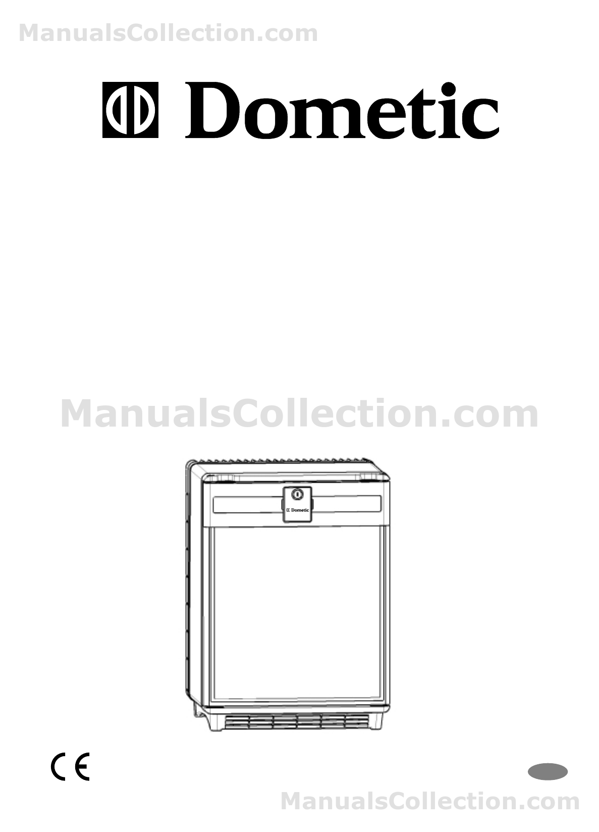 Dometic DS200FS Manual (English)