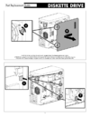 HP Pavilion a420.no Part Replacement Instructions (English)