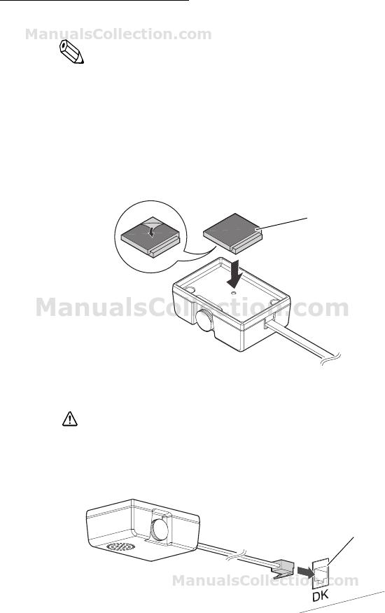 Epson TM-T88V Installation Procedures. User's Manual OT