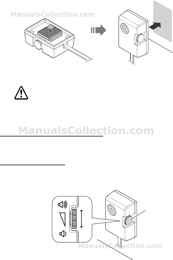 Epson TM-T88V マニュアル類のダウンロード, ブザー音量の調整. User's Manual OT