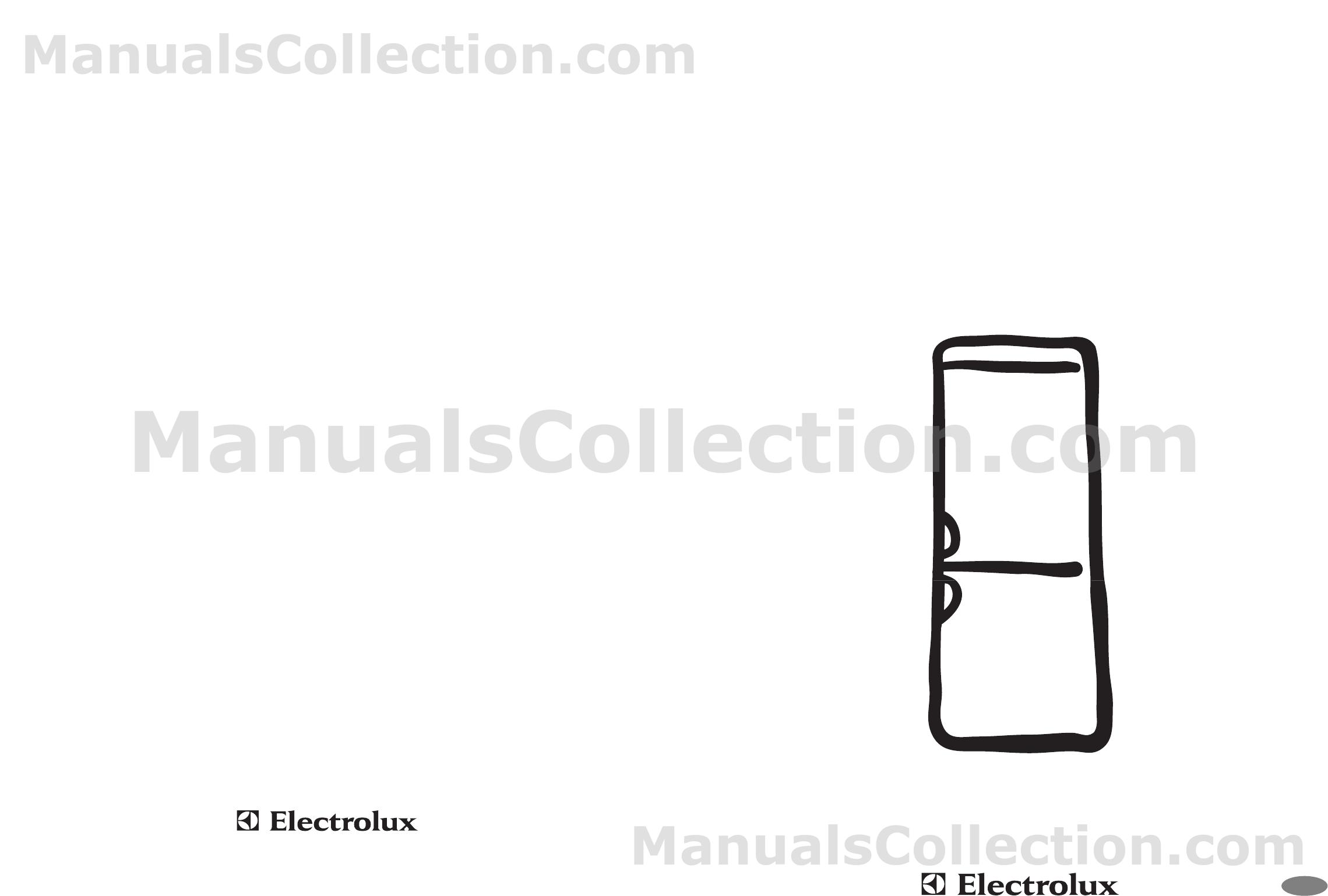 Electrolux ER7831B Manual (Svenska)