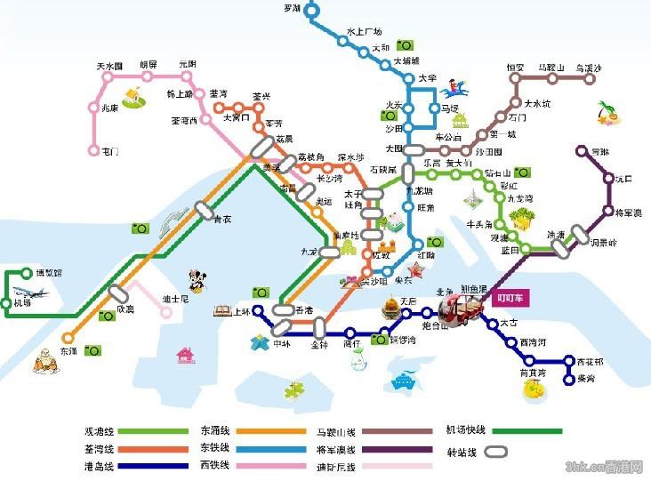 香港地鐵從深圳地鐵到尖沙咀要多少錢。-香港地鐵深圳地鐵尖沙咀