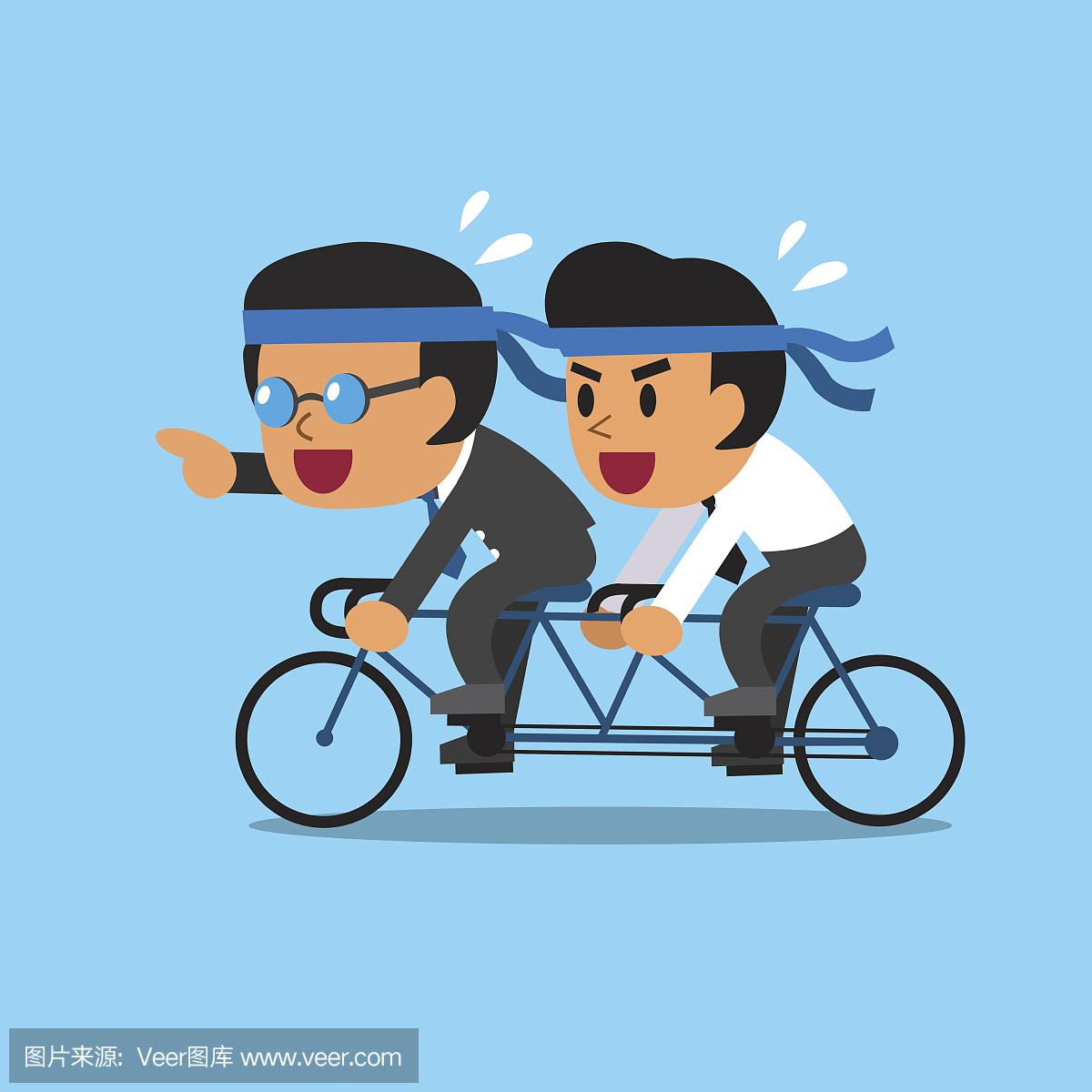 雙人自行車卡通圖片_雙人自行車連接器_微信公眾號文章