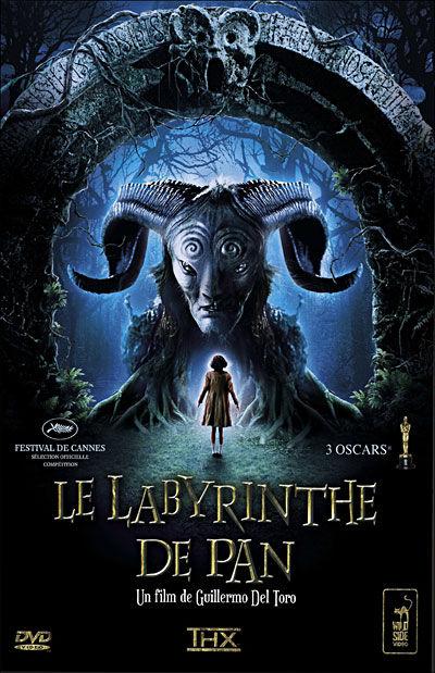 Le Labyrinthe De Pan Analyse : labyrinthe, analyse, Labyrinthe, Analyse, Poussée, Lettre