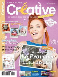 couv Créative magazine