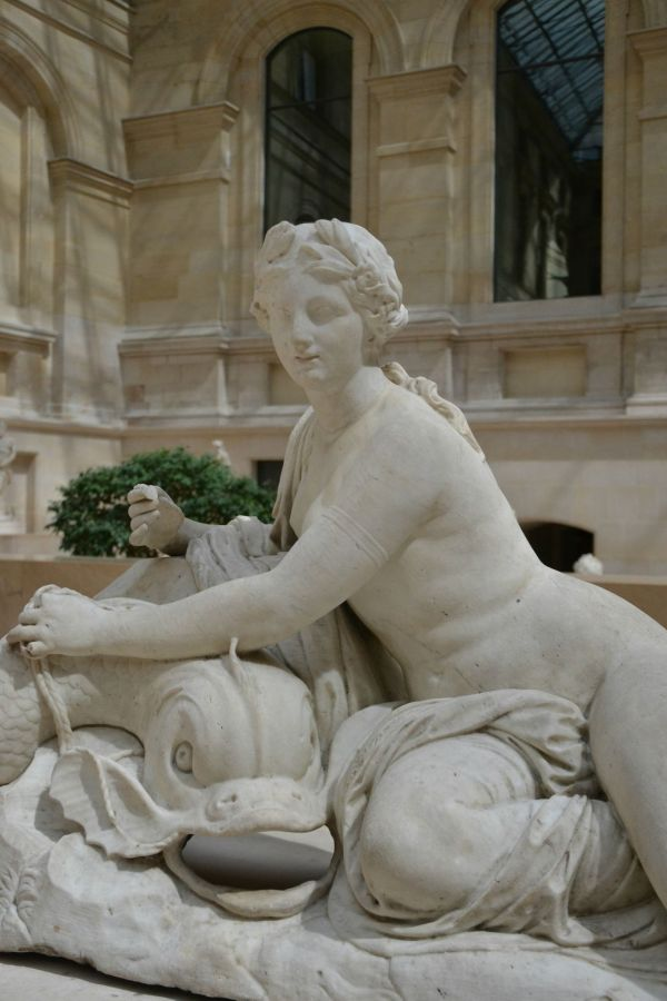 Au Mus Du Louvre - Food Coaching