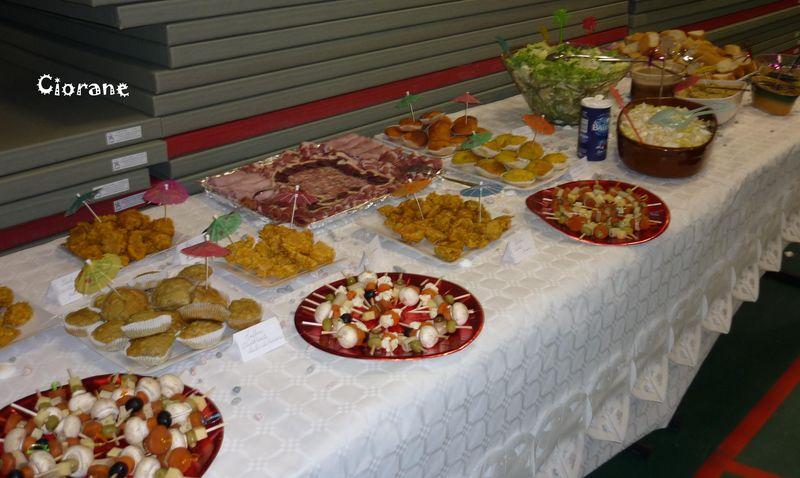 buffet vegetarien froid d hiver la