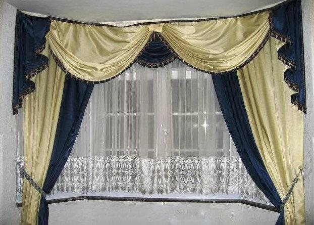 modeles rideaux pour salon marocain