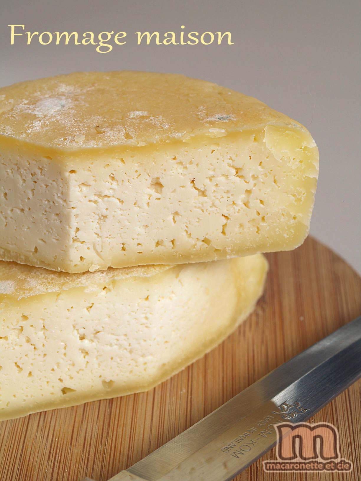 Faire Son Fromage Blanc : faire, fromage, blanc, Fromage, Maison, Macaronette