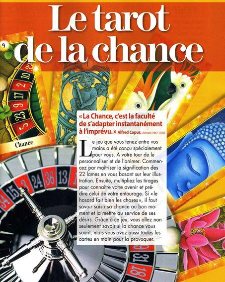 Tarot De La Chance : tarot, chance, ASTRO, Séverine, Bourguignon,, Artiste, Thérapeute