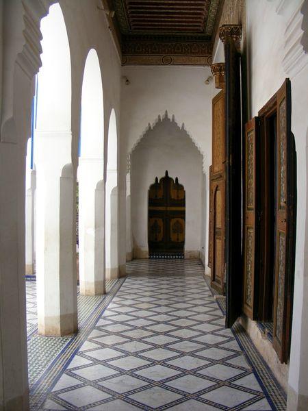 Maroc-marrakech-palais-bahia (7)