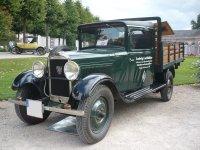 PEUGEOT 201T camionnette 1933 - vroom vroom