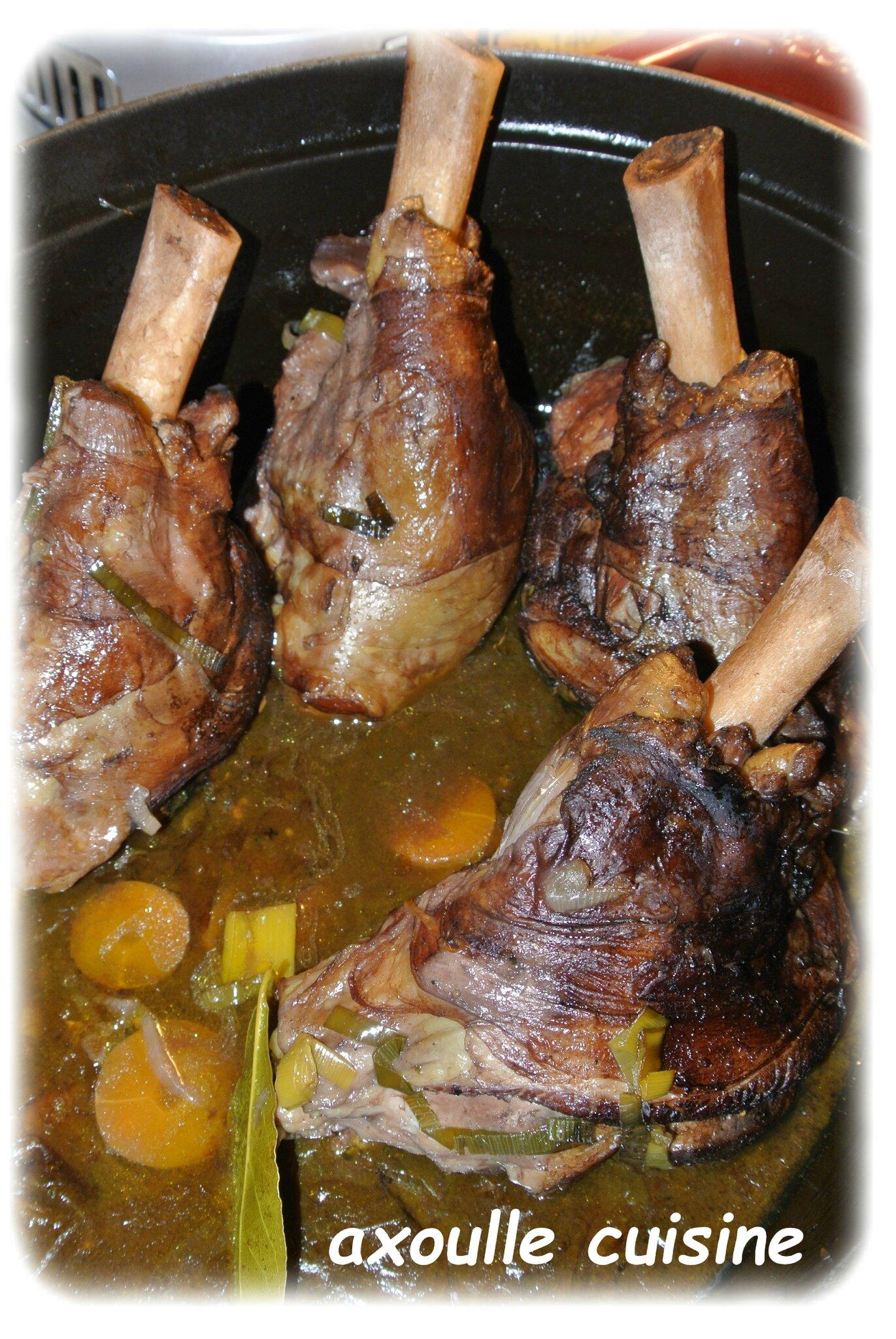 Souris D'agneau Cocotte Minute : souris, d'agneau, cocotte, minute, Souris, D'agneau, Façon, Axoulle, Cuisine