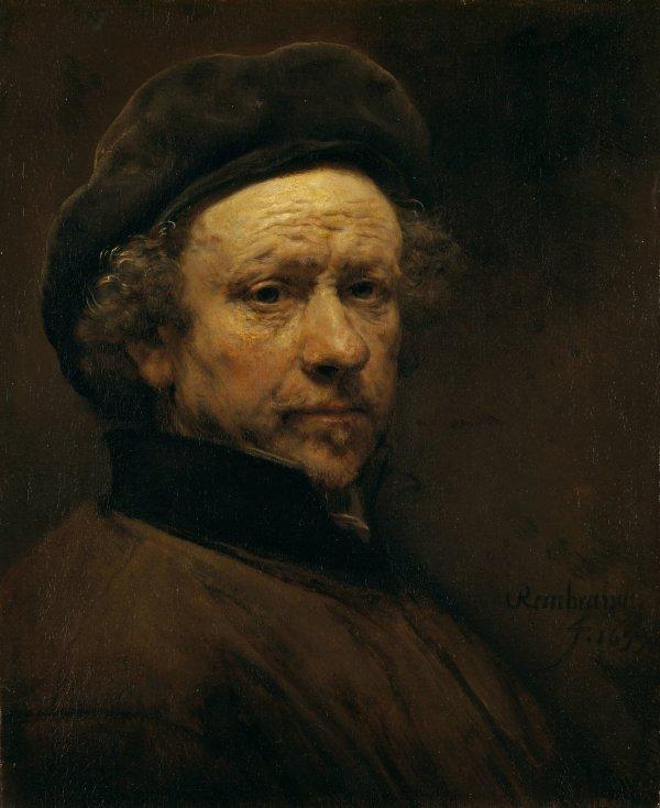 Portraits Rembrandt Ai Weiwei Explored