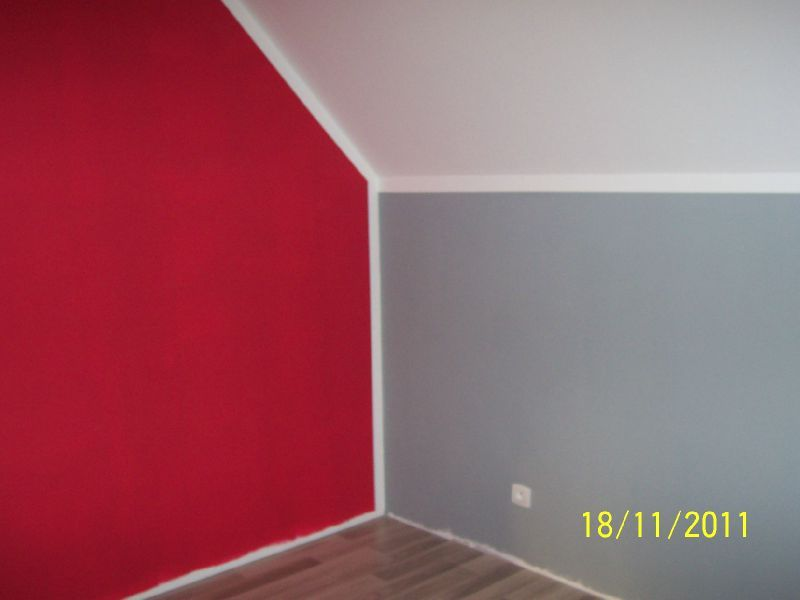 peinture chambre  blog habitat concept a saint aubert