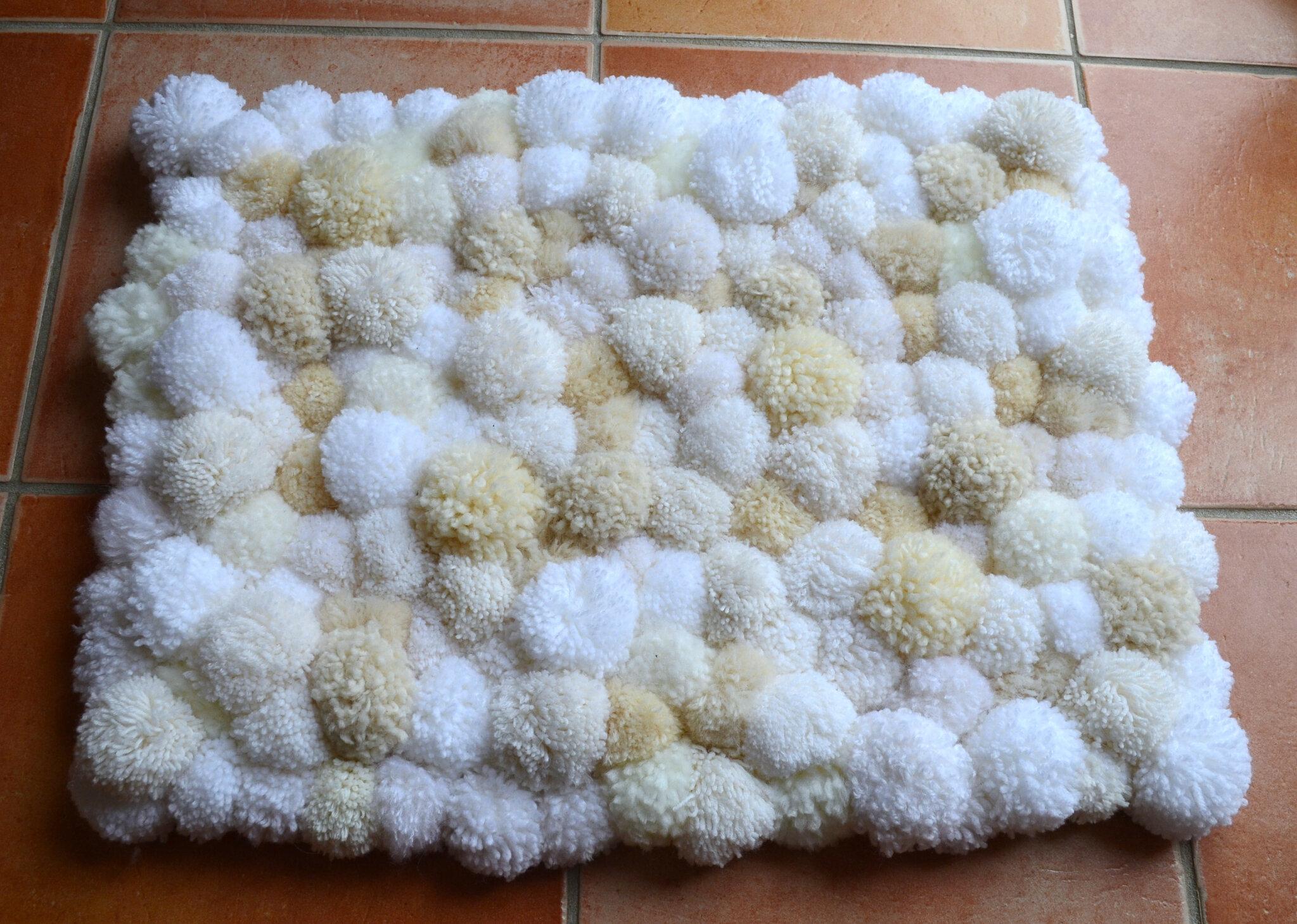 un tapis de douceur la chouette