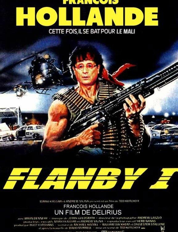 Flanby Rambo 1 DéLiRiUs