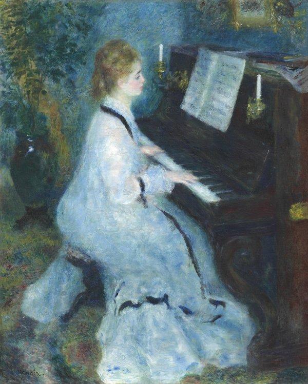 Pierre-auguste Renoir Retrospective Opens In Spain - Alain